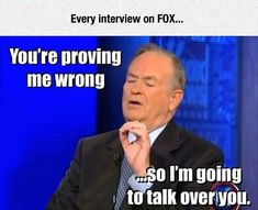 Every Interview On Any News Network