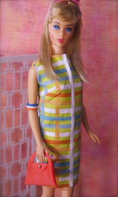 Vintage Barbie - Mod Era Standard Barbie - Blonde