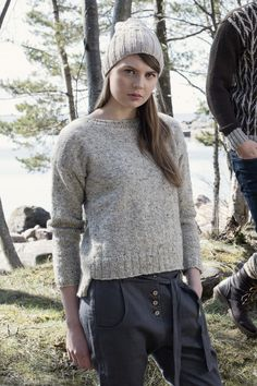 Nordic Yarns and Design since 1928 Knitting Patterns Free, Free Knitting, Knitting Sweaters, Knitwear, Knit Crochet, Men Sweater, Pullover, Sewing, How To Wear