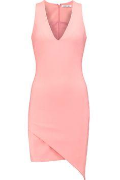 ELIZABETH AND JAMES ROSA ASYMMETRIC CADY MINI DRESS $164.25 http://www.theoutnet.com/product/738761
