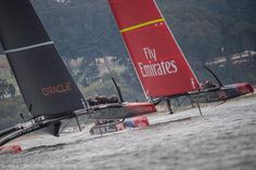America's Cup- Is today the decider?