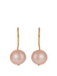 Cheyne Walk pearl & gold-plated earrings | Aurélie Bidermann | MATCHESFASHION.COM UK