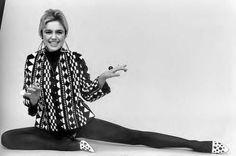 Edie Sedgwick - the original 60s girl. No wonder she self-destructed.