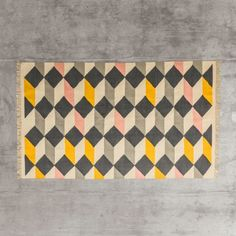 Zia Rug Large | Rugs & Animal Skins | Graham and Green