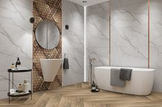 32 Best Shower Tile Ideas That Will Transform Your Bathroom - The Trending House Modern Marble Bathroom, Wooden Bathroom, White Bathroom, Bathroom Interior, Small Bathroom, Mosaic Bathroom, Arch Interior, Luxury Homes Interior, Bad Inspiration