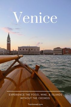 ITALY - Despite being overrun with tourists, you can still find authenticity in the world's most beautiful places like Venice - you just have to know where to look. We recently experienced the rich Venetian history by tasting it in the local foods grown on the island of Sant'Erasmo, the Garden of the Doge in the Venice lagoon. A perfect slow travel and slow food experience in Italy!   #Venice, #Italy, #Italytravel, #Venicefoodtour, authentic Venice, Venice lagoon tour, #prosecco…