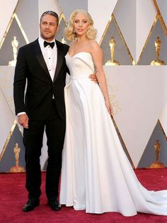 Lady gaga and Taylor Kinney. Beautiful couple