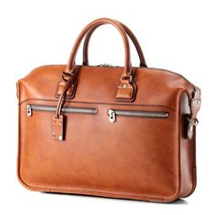 HERGOPOCH Men's Briefcase from Japan. Awesome.