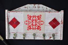 Porta Cartas + Chaves Pátina | Mylla Mosaicos | Elo7                                                                                                                                                                                 Mais