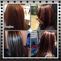 Matrix Socolor Medium Brown Red 5rr Hair Pinterest