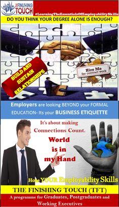 Hone your employability skills...
