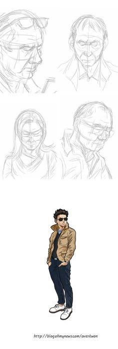 http://blog.ohmynews.com/overkwon/536582 오버권 아이패드 스케치 iPad sketch