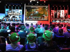 Idol worshiping is not nearly as cool, fun or lucrative as being a superstar yourself, and that's a big reason why so many young people in this country are gravitating toward eSports, which is essentially competitive video game playing.