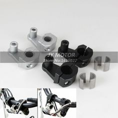 """28.90$  Know more - http://ai7gx.worlditems.win/all/product.php?id=32728878234 - """"1 1/8"""""""" 28MM or 7/8"""""""" 22mm HandleBar Bar Clamp Riser For CRF KTM YZF KXF RMZ Motorcycle Motocross Dirt Bike Free Shipping"""""""