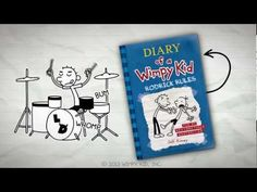 Diary of a Wimpy Kid: Rodrick Rules by Jeff Kinney - YouTube