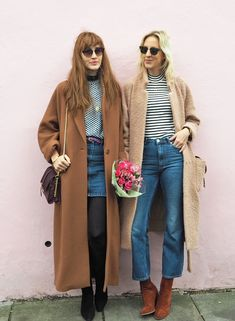 Belle & Bunty Loves: Oversize Winter Coats - Belle & Bunty Blog