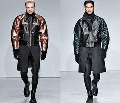 Juun.J South Korea 2013-2014 Fall Winter Mens Runway Collection: Designer Denim Jeans Fashion: Season Collections, Runways, Lookbooks and Linesheets