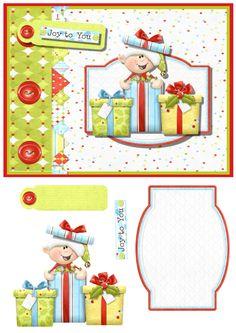Christmas Elf 1