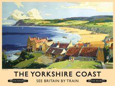 Yorkshire Coast sign