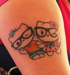 Dear Daniel & Hello Kitty nerds