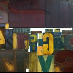 Hamilton Woodtype Museum--Two Rivers, WI