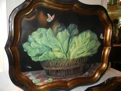 Tray...from The French Tangerine, I have this identical tray (made in England) LOVE it.