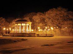The Gazebo, Roger Williams Park, Cranston, RI