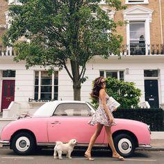 Rosie Londoner, Everything Pink, London Calling, Travel Inspiration, Stylists, Girly, Feminine, My Style, Pretty