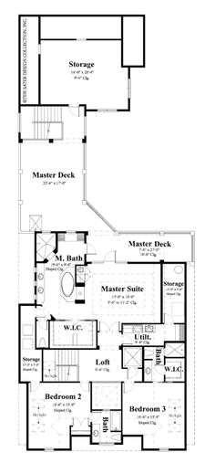 Chris hankins chankinsdesigns on pinterest classic country home beauty surrounds myrtlewood a narrow lot house this home plan has 3713 malvernweather Images