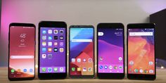 The Samsung Galaxy and Galaxy Plus come with a lot of new features, and the clash with the iPhone 7 and iPhone 7 Plus is something that many have been looking forward to. Top Android Phones, Best Android Phone, Android Smartphone, Samsung Galaxy Note 8, Galaxy S8, Iphone 7 Plus, Top 5 Smartphones, Android Ice Cream Sandwich, Concept Phones