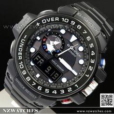 Casio G-Shock GULFMASTER Ocean Concept Watch GWN-1000B-1A, GWN1000B