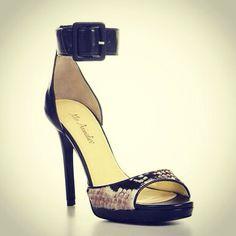 Miss Animalier luxury footwear born in Monaco Made in Italy