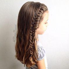 Mermaid accent Braid  #cute #blonde #mermaidbraid #braid #frenchbraid #peinado #penteado #penteadosx #trança #trenza #tresse #instabraid #braidphotos #braidsforgirls