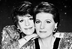 Carol Burnett and Julie Andrews most amazing best friends ever!