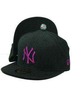 59023bf8142 Casquette New Era 59fifty New York Yankees New Era 59fifty