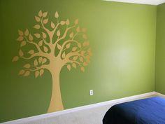 Tree  Vinyl Wall