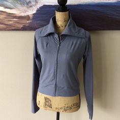 LUCY Outerwear Jacket Soft material makes it comfortable to work out in or casually wear to the store Lucy Jackets & Coats