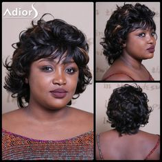 Adiors Short Curly Skilful Mixed Color Heat Resistant Fiber Wig #>=#>=#>=#>=#> Click on the pin to check out discount price, color, size, shipping, etc. Save and like it!