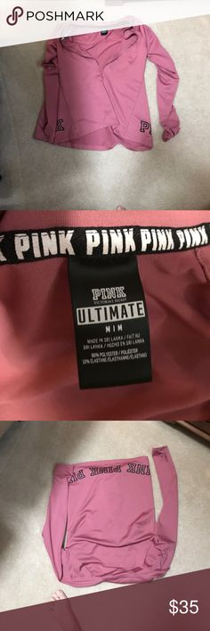 Nwot Victoria's Secret pink HTF begonia ultimate M Price firm. Will only trade for Same item in large or another begonia ISO PINK Victoria's Secret Tops