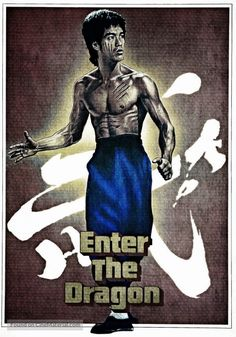 High resolution movie poster image for Enter The Dragon. The image measures 2075 * 2971 pixels and was added on 30 March Bruce Lee Art, Bruce Lee Martial Arts, Bruce Lee Quotes, Bruce Lee Children, Bruce Lee Pictures, Minions, Brothers Movie, Kung Fu Movies, Dragon Movies