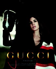 """Gucci """"Forever Now"""" Advertising Campaign by Peter Lindbergh"""