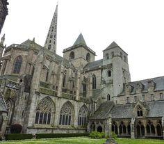 Cathédrale Saint-Tugdual de Tréguier 22