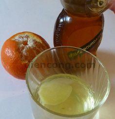 Les CINQ saveurs de la Diététique Tao et de la Médecine traditionnelle. : Délices de GINGEMBRE au MIEL et Mandarine.