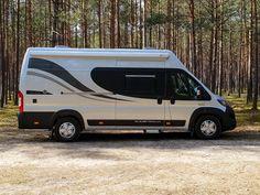 Wynajem kampera Globe-Traveller Explorer Z - Poznań Explore Travel, Motorhome, Peugeot, Recreational Vehicles, Diesel, Globe, Vans, Art, Van Camping