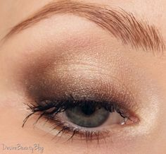 Brown Smokey Eye Tutorial