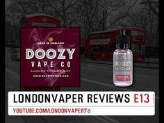 Doozy Vape Co - Berrylicious E-Liquid Review - YouTube