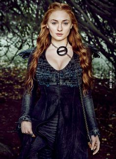"Game of Thrones Sophie Turner as ""Sansa Stark"" Game Of Thrones Queen, Game Of Thrones Cast, Beauté Blonde, Game Of Throne Actors, Tom Wlaschiha, My Champion, Rose Leslie, Maisie Williams, Entertainment Weekly"
