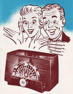 General Electric Radio.