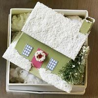 Gorgeous DIY House ornaments from Better Homes and Gardens