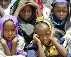 #Refugees in Chad. Photo: United Nations/Flickr